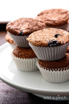 These blueberry banana bread muffins make a delicious treat for breakfast or an afternoon snack. So easy to make, these are banana bread muffins are full of flavor!
