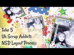 Here's my accompanying video for Challenge 11 - The Phantom Menace. We have some wonderful sponsors this weekend for National Scrapbooking Day. Hey Dude, The Phantom Menace, Inspiration Boards, Addiction, Scrapbooking, Thankful, Crafty, Make It Yourself, Day