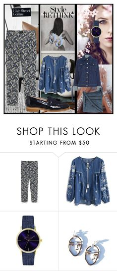 """""""Pattern Mixing"""" by peeweevaaz ❤ liked on Polyvore featuring Kookaï, Chicwish, Laruze, Ultimate, outfit, officewear, polyvoreeditorial and polyvorefashion"""