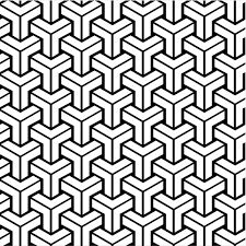 geometric pattern - This is wallpaper!