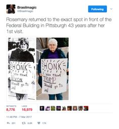 karadin: leuchtendewesen: elphabaforpresidentofgallifrey: WHAT. karadin: leuchtendewesen: elphabaforpresidentofgallifrey: WHAT AN ICON Rosemary is just fed up Goddamit I am fucking here AGAIN and this time its WORSE Funny Memes, Jokes, Faith In Humanity Restored, We Are The World, Social Issues, Tumblr Posts, Equality, Just For You, Cool Stuff
