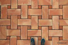 Teselado Alhambra | Spanish terracotta tiles