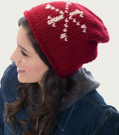 How To Make A Snowflake Hat