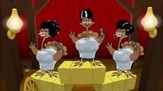Funny Thanksgiving Song - 'Thanksgiving Overture' - YouTube