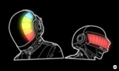 Daft Punk. by ~AlternateRaiL on deviantART