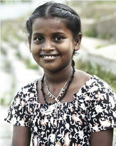 Slavery has a face. Meet Kirsh.