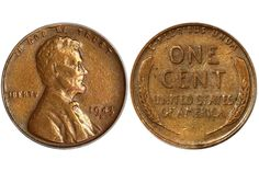 Pennies to find :) Find out If You Have One of the Most Valuable Lincoln Wheat Pennies: 1943, 1943-D, 1943-S Bronze