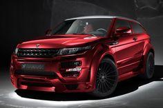 HAMANN schärft den Range Rover Evoque