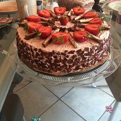 Yogurette-Torte 14