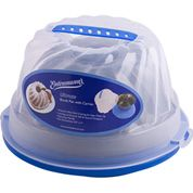 Taking your baked goods on the go? Entenmanns Ultimate Bundt Pan with Cover