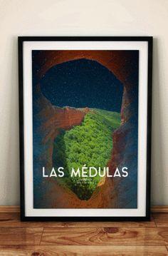 Las Médulas. León. Castilla y León. Spain.
