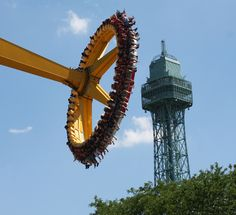 This one is a good one! Almost upside down:) Delirium @ Kings Island