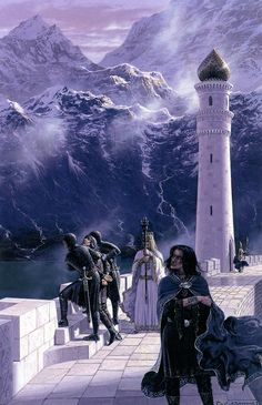 ted nasmith_the silmarillion_2_quenta silmarillion_16_of maeglin2_eol and maeglin.jpg (JPEG Image, 1034 × 1600 pixels) - Scaled (65%)