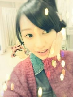 乃木坂46 (nogizaka46) calm captain ~ Sakurai Reika (桜井 玲香) ~ she sometime gorgeous ~ sometime pretty ~ sometime cute ~ aww i love this girl ♥ ♥ ♥ ♥