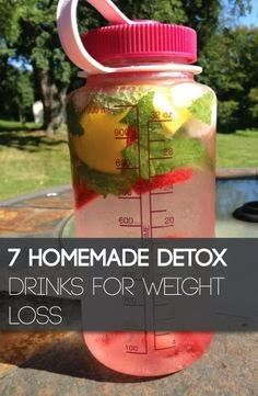 Hehehe funny weight loss detox !