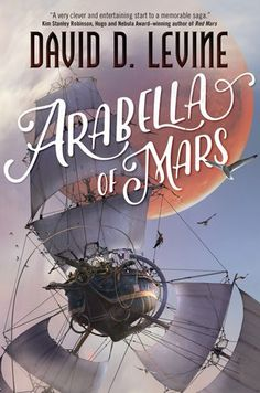 Book cover for Arabella of Mars