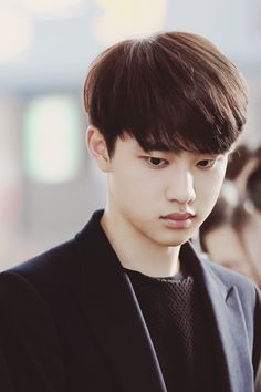 D.O EXO K Squishy Kyungsoo #airport