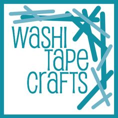 Washi Tape Ideas  for crafts and home decor #crafts #washi