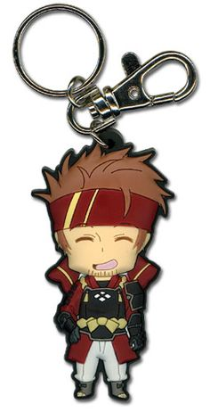 Sword Art Online Key Chain - Chibi Klein Smile @Archonia_US