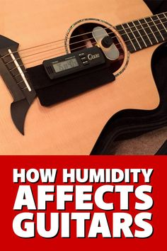 Humidity extremes can damage guitars--especially acoustic guitars. Learn how to spot whether your guitar is over-humidified or under-humidified, and what to do about it. Bass Guitar Lessons, Guitar Lessons For Beginners, Guitar Tips, Guitar Songs, Guitar Chords, Acoustic Guitar Notes, Acoustic Guitars, Guitar Scales, Guitar Pedals