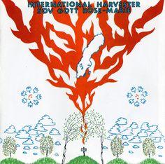 International Harvester - Sov Gott Rose-Marie (CD, Album) at Discogs