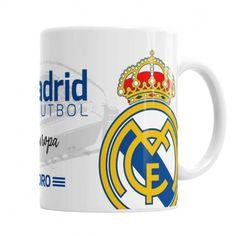 Taza Real Madrid La mejor taza para un auténtico Madridista