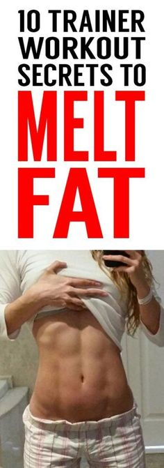 10 Steps To Making Your Workout Burn More Fat – All Just You