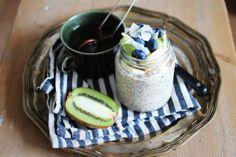 happyfoodstories: Superfrokost: Raw bokhvete-chia-grøt