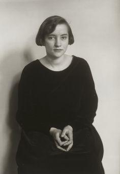 August Sander. Photographer. 1927.