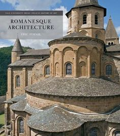 Buy Romanesque Architecture by Eric Fernie at Mighty Ape NZ. In a new addition to the Pelican History of Art series, leading architectural historian Eric Fernie presents a fascinating survey of Romanesque archit. Romanesque Art, Romanesque Architecture, New Architecture, Saint Marys College, Durham Cathedral, Round Arch, Newcastle University, Medieval Houses, Chapelle