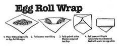 Egg Roll Wrap