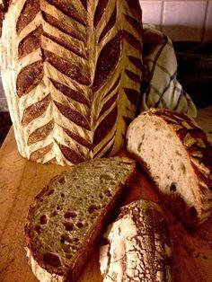 Världens bästa surdegsbröd på mindre än 6 minuter!   brödpassion