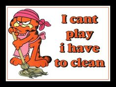 I can't play, I have to clean. http://boise.thecleaningauthority.com/ #cleaning #housecleaning #maid #housekeeping #service #boise #authority