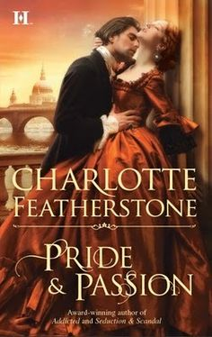 Review: Pride & Passion by Charlotte Featherstone