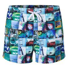 Men's Clothing Clever Plus Size Summer Contrast Color Board Shorts For Men Striped Mens Beach Shorts Fashion Loose Sports Short Pants Xl Xxl 3xl 4xl