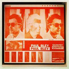 "Paul Bley ""Barrage"" (Esp Disk', 1964) feat.: Marshall Allen, Dewey Johnson, Eddie Gomez, Milford Graves"