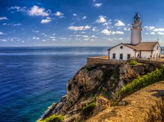 Capdepera Lighthouse, Mallorca, Spain jigsaw puzzle in Great Sightings puzzles on TheJigsawPuzzles.com
