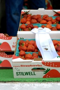 Adair County is located in the northeast part of the state. It's eastern border is shared with Arkansas. Stilwell, the county seat, is home to the Stilwell Strawberry Festival each May! #77OK