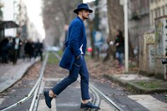 Mariano Di Vaio - Milan Fashion Week Men