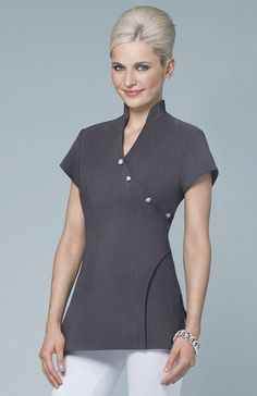 340 best corporate uniforms images spa uniform medical for Spa uniform uae