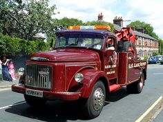 1966 Volvo - Towing and Auto Transporter Insurance for over 30 years www.TravisBarlow.com