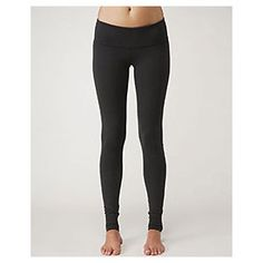 Lululemon's Wunder Under Pant. Pretty much the greatest pant ever made. Perfect for yoga, under snow pants, under dresses, lounging, etc.