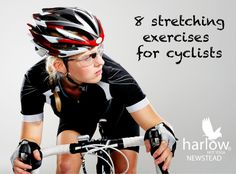 8 stretching exercises for cyclists