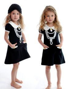 Rock Your Baby Pearl Necklace dress www.rockyourbaby.com
