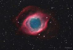 The Helix Nebula (NGC David Fitz-Henry (Australia) Deep Space: runner-up Resembling a giant eye looking across 700 light years of space, the Helix Nebula is one of the closest planetary nebula to Earth Helix Nebula, Planetary Nebula, Cosmos, Space Photos, Space Images, Astronomy Photography, Advantages Of Solar Energy, Photography Competitions, Photography Awards