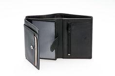 RFID-suojattu nahkalompakko 410-532