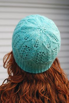 Ravelry: Peppermint Leaves pattern by Clare Devine
