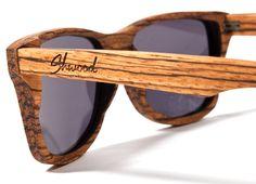Lunette en bois Shwood #lunettes #sunglasses #bois #wood