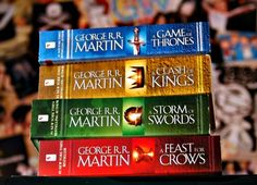 George Martin books