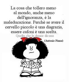 mafalda: una vera istituzione